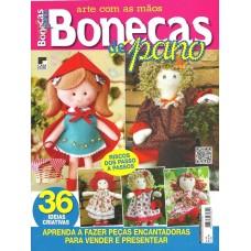 Bonecas de Pano Nº52