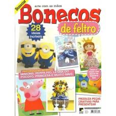 Bonecos de Feltro Nº05