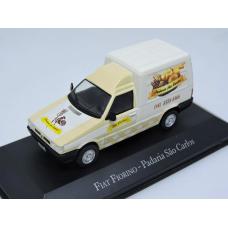 Fiat Fiorino - Padaria São Carlos - Veículos De Serviço  do Brasil