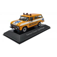Chevrolet Veraneio - Onça Três Resgate - Veículos de Serviço do Brasil