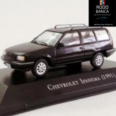 Chevrolet Ipanema (1991) - Carros Inesquecíveis do Brasil