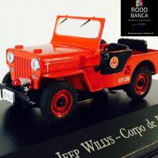 Jeep Willys: Corpo de Bombeiros - Carros Inesquecíveis do Brasil