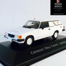 Chevrolet: Opala Caravan - Ambulância