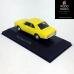 Ford Corcel (1970) - Amarelo - Carros Inesquecíveis do Brasil