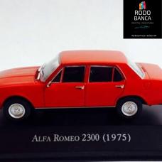 Alfa Romeo 2300 - Carros Inesquecíveis do Brasil