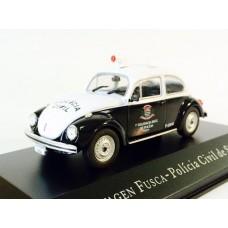 Volkswagen Fusca (1967) - Policia Civil / São Paulo