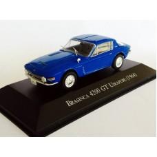 Brasinca 4200 GT Uirapuru (1964) - Carros Inesquecíveis do Brasil