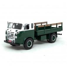 Caminhão FNM D-9500 Brasinca - Verde / Branco