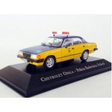 Chevrolet Opala - Polícia Rodoviária Federal