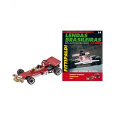 Lotus 72D - Lendas Brasileiras do Automobilismo (Edição 14)