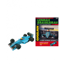 March Judd 881 - Lendas Brasileiras do Automobilismo (Edição 17)