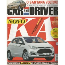 Car And Driver Nº61