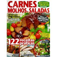 Carnes molhos e Saladas