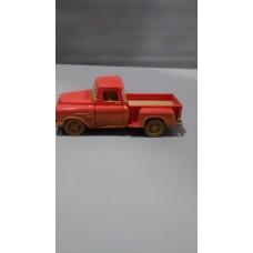 Chevy vermelho