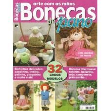 Boneca de Pano Nº40