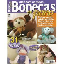 Boneca de Pano Nº37