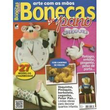 Boneca de Pano Nº41