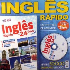 Inglês Rápido em 24 lições